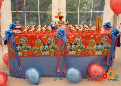 Balloon Decoration Service Mickey Mouse Party | Partymoods Events37
