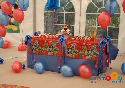 Balloon Decoration Service Mickey Mouse Party | Partymoods Events38