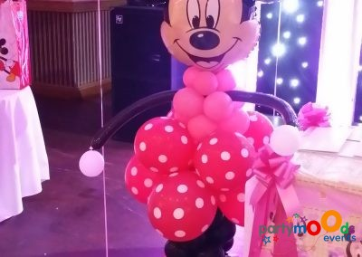 Balloon Decoration Service Mickey Mouse Party | Partymoods Events4
