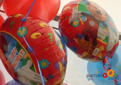 Balloon Decoration Service Mickey Mouse Party | Partymoods Events5
