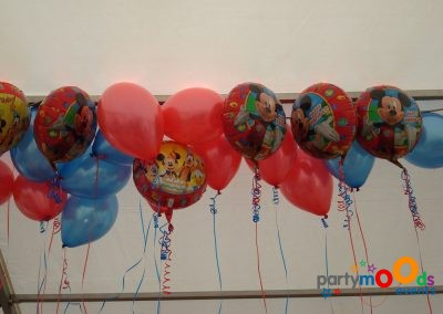 Balloon Decoration Service Mickey Mouse Party | Partymoods Events8