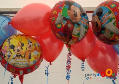 Balloon Decoration Service Mickey Mouse Party | Partymoods Events9