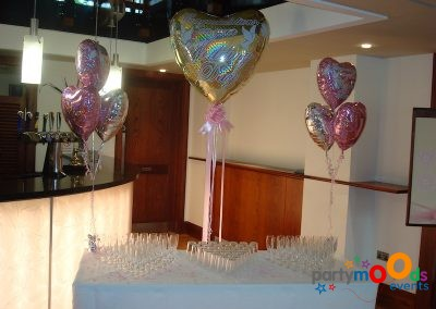 Balloon Decoration Service Weddings| Partymoods Events12