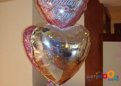 Balloon Decoration Service Weddings| Partymoods Events13
