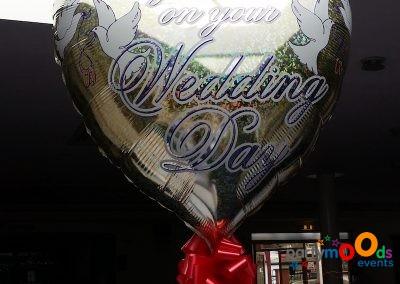 Balloon Decoration Service Weddings| Partymoods Events14