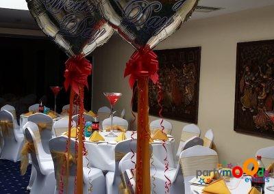 Balloon Decoration Service Weddings| Partymoods Events15