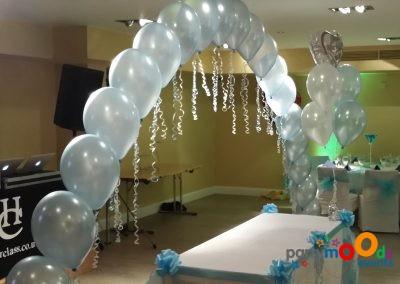Balloon Decoration Service Weddings| Partymoods Events16