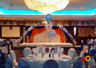 Balloon Decoration Service Weddings| Partymoods Events18