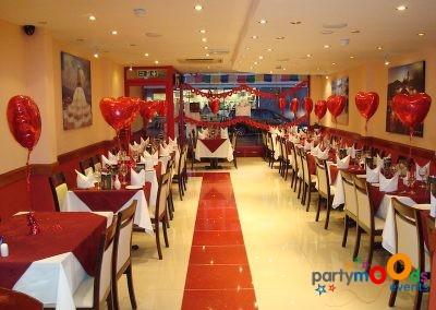 Balloon Decoration Service Weddings| Partymoods Events19