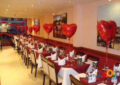 Balloon Decoration Service Weddings| Partymoods Events20