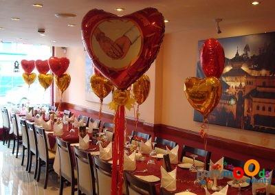 Balloon Decoration Service Weddings| Partymoods Events21