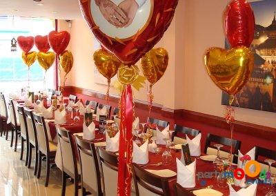 Balloon Decoration Service Weddings| Partymoods Events22