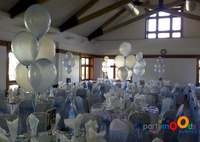 Balloon Decoration Service Weddings| Partymoods Events24