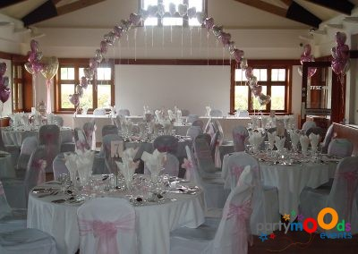 Balloon Decoration Service Weddings| Partymoods Events3