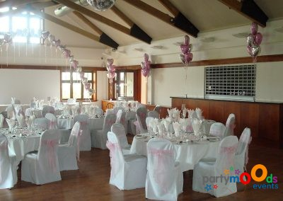 Balloon Decoration Service Weddings| Partymoods Events4