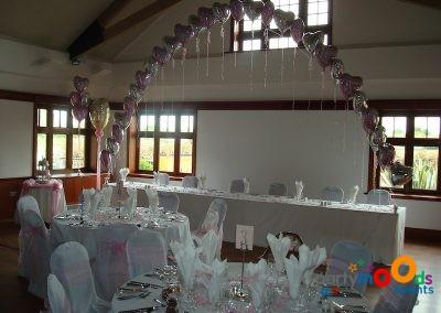 Balloon Decoration Service Weddings| Partymoods Events8