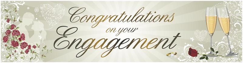 Congratualtions on your engagement